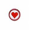 Universal Kalpli Kırmızı Yüzük Telefon Tutucu - Resim 1