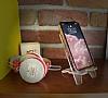 Universal Şeffaf Telefon Standı - Resim 2