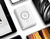 Usams Wish 8000 mAh Kablosuz Powerbank Beyaz Yedek Batarya - Resim 5