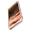 VRS Design Crystal Bumper LG G6 Rose Gold Kılıf - Resim 4