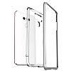 VRS Design Crystal Bumper LG G6 Silver Kılıf - Resim 3