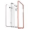 VRS Design Crystal Bumper LG G6 Rose Gold Kılıf - Resim 3