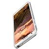 VRS Design Crystal Bumper LG G6 Silver Kılıf - Resim 4