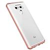 VRS Design Crystal Bumper LG G6 Rose Gold Kılıf - Resim 1