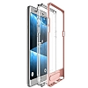 VRS Design Crystal Bumper Samsung Galaxy Note 7 Rose Gold Kılıf - Resim: 2