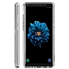 VRS Design Crystal Bumper Samsung Galaxy Note 8 Light Silver Kılıf - Resim 4