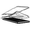 VRS Design Crystal Bumper Samsung Galaxy Note 8 Light Silver Kılıf - Resim 2