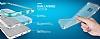Verus Crystal Bumper Samsung Galaxy S6 Edge Plus Steel Silver Kılıf - Resim 6