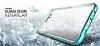 Verus Crystal Bumper Samsung Galaxy S6 Edge Plus Steel Silver Kılıf - Resim 7