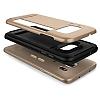 Verus Damda Clip Samsung Galaxy S7 Edge Shine Gold Kılıf - Resim 3