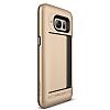 Verus Damda Clip Samsung Galaxy S7 Edge Shine Gold Kılıf - Resim 1