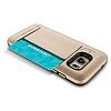 Verus Damda Clip Samsung Galaxy S7 Edge Shine Gold Kılıf - Resim 2