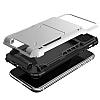 VRS Design Damda Folder iPhone X Beyaz Kılıf - Resim 4