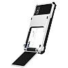 VRS Design Damda Folder iPhone X Beyaz Kılıf - Resim 2