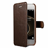 Verus Dandy Layered Leather iPhone SE / 5 / 5S Kahverengi K�l�f - Resim: 2