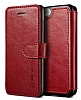 Verus Dandy Layered Leather iPhone SE / 5 / 5S Kahverengi K�l�f - Resim: 4