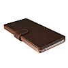 Verus Dandy Layered Leather LG G6 Kahverengi Kılıf - Resim 3
