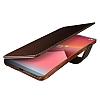 Verus Dandy Layered Leather LG G6 Kahverengi Kılıf - Resim 1