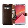 Verus Dandy Layered Leather LG G6 Kahverengi Kılıf - Resim 2