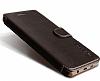 Verus Dandy Layered Leather Samsung Galaxy Note 5 Cüzdanlı Kapaklı Kırmızı Kılıf - Resim 5