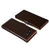 VRS Design Dandy Layered Leather Samsung Galaxy Note 8 Kahverengi Kılıf - Resim 4
