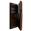 VRS Design Dandy Layered Leather Samsung Galaxy Note 8 Kahverengi Kılıf - Resim 2