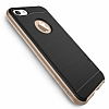 Verus High Pro Shield iPhone SE / 5 / 5S Shine Gold Kılıf - Resim: 5