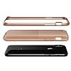 VRS Design High Pro Shield iPhone X Blush Gold Kılıf - Resim 3