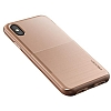 VRS Design High Pro Shield iPhone X Blush Gold Kılıf - Resim 2