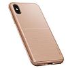 VRS Design High Pro Shield iPhone X Blush Gold Kılıf - Resim 1