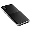 VRS Design High Pro Shield iPhone X Silver Kılıf - Resim 3