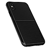 VRS Design High Pro Shield iPhone X Metal Black Kılıf - Resim 1