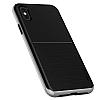 VRS Design High Pro Shield iPhone X Silver Kılıf - Resim 2