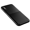 VRS Design High Pro Shield iPhone X Metal Black Kılıf - Resim 2