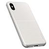 VRS Design High Pro Shield iPhone X White-Silver Kılıf - Resim 2