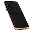 VRS Design High Pro Shield iPhone X Rose Gold Kılıf - Resim: 1