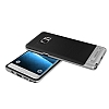 VRS Design High Pro Shield Samsung Galaxy Note FE Steel Silver Kılıf - Resim: 2
