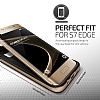 Verus High Pro Shield Samsung Galaxy S7 Edge Shine Gold Kılıf - Resim: 1