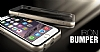 Verus Iron Bumper iPhone 6 Plus / 6S Plus Black + Silver Kılıf - Resim: 2