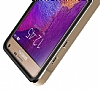 Verus New Iron Shield Samsung N9100 Galaxy Note 4 Gold Kılıf - Resim: 1