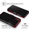 VRS Design Layered Dandy iPhone X Siyah Kılıf - Resim 1