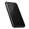 VRS Design Crystal Bumper iPhone X Siyah Kılıf - Resim 1