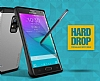 Verus Samsung Galaxy Note Edge Hard Drop Charcoal Black Kılıf - Resim: 2