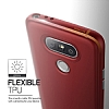 Verus Single Fit LG G5 Blossom Red Kılıf - Resim: 3