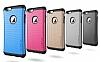 Verus Thor Series iPhone 6 / 6S Light Silver Kılıf - Resim 4