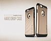 Verus Thor Series iPhone 6 / 6S Light Silver Kılıf - Resim 1