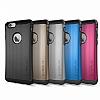 Verus Thor Series iPhone 6 / 6S Light Silver Kılıf - Resim 3