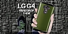 Verus Thor Series Hard Drop LG G4 Light Silver Kılıf - Resim: 7