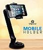 Viipow Ayarlanabilir Silver Telefon Tutucu ve Masaüstü Stand - Resim 2