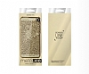 Viva Madrid iPhone 6 / 6S Leopar Gold �effaf Rubber K�l�f - Resim: 2
